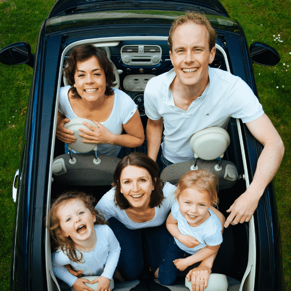 Find den rette familiebil