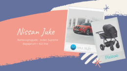 barnevognsguide - Nissan Juke