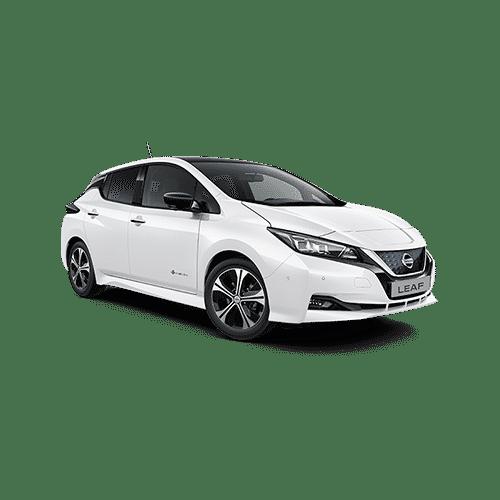 Nissan Leaf - Nissan forhandler skanderborg