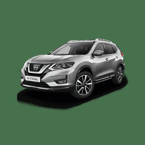 Nissan X-trail - Nissan forhandler skanderborg