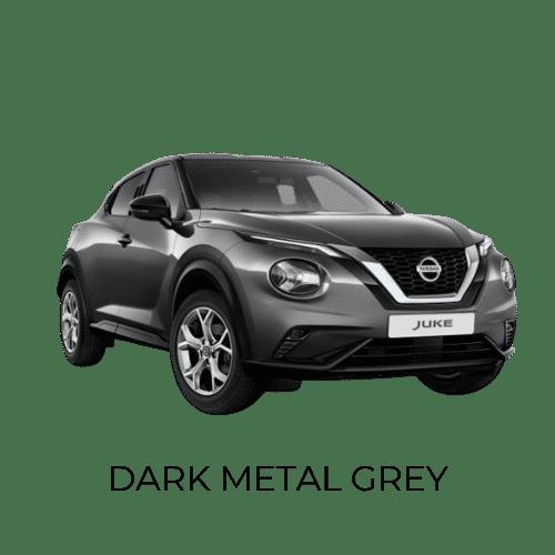 Nissan Juke dark grey