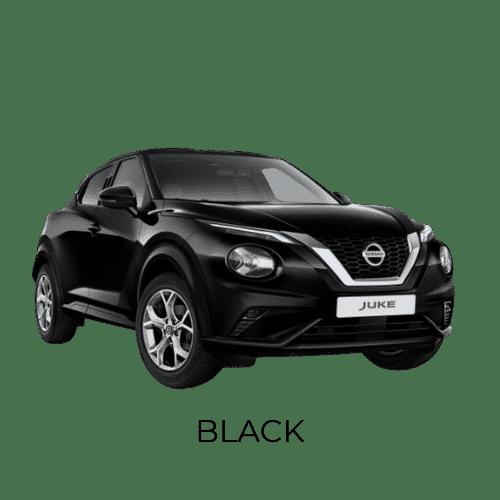 Nissan Juke sort