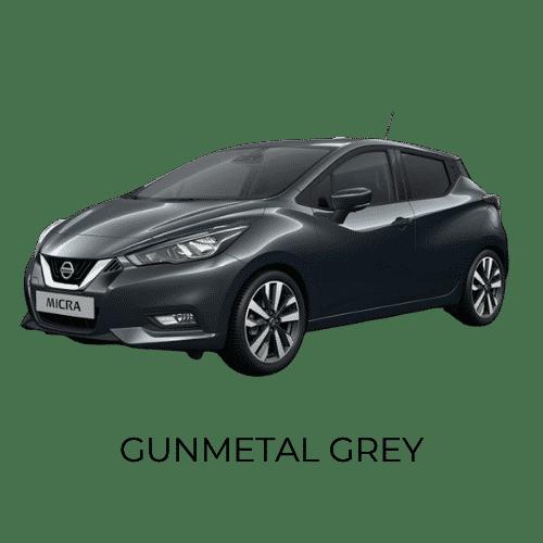 Gunmetal - Micra