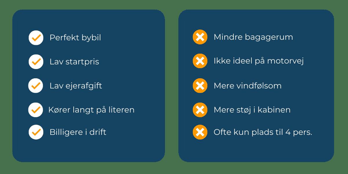 Mikrobil - fordele_ulemper