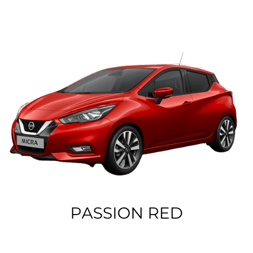 PASSION RED - Micra