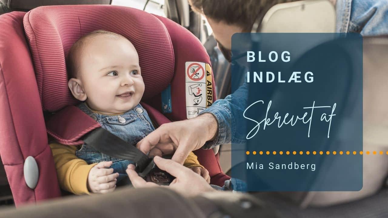 Blogindlæg om Isofix