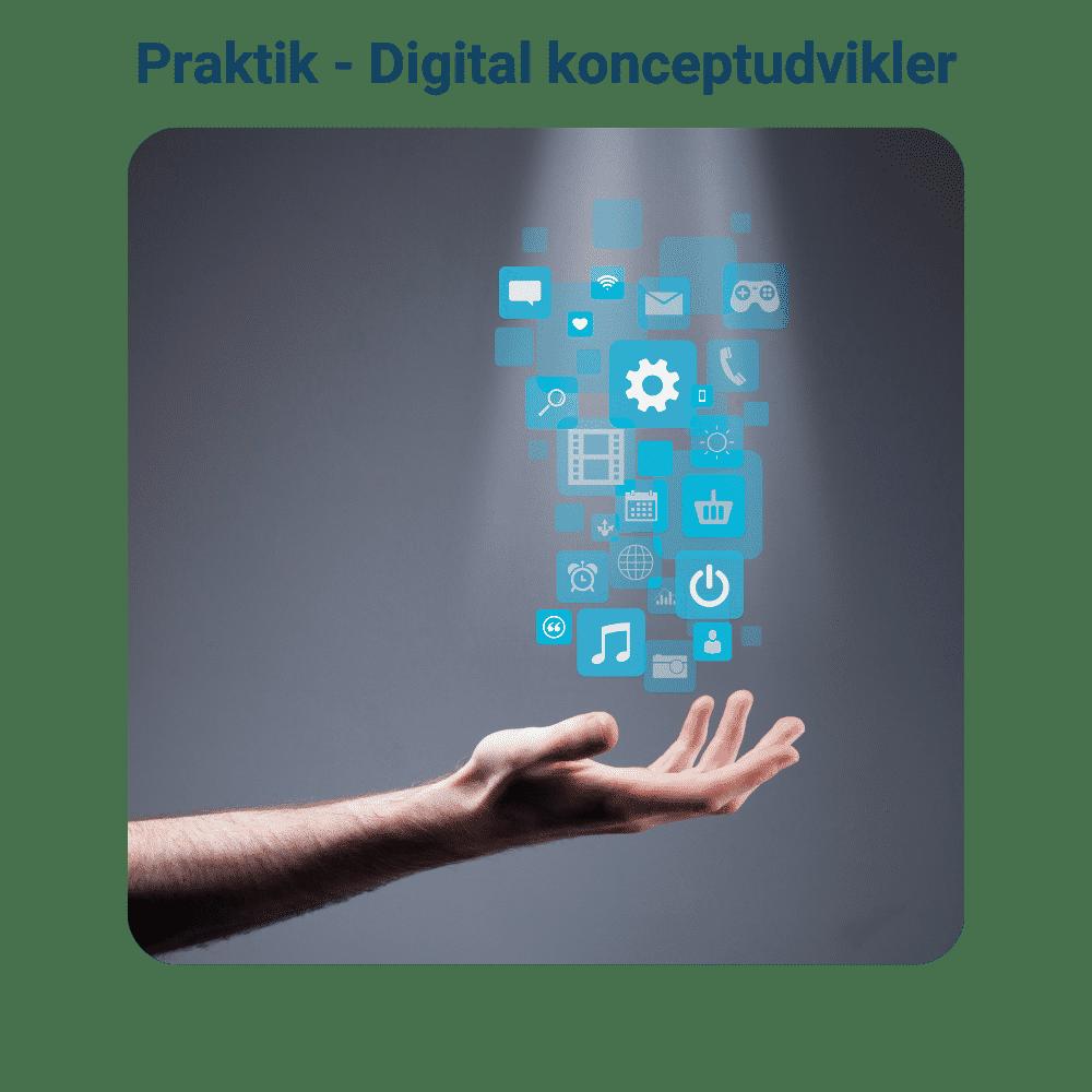 Digital konceptudvikler
