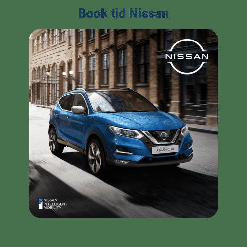 Book tid til værksted - Nissan