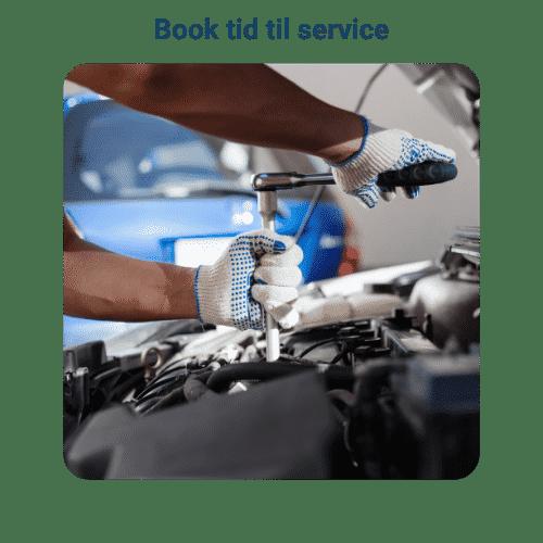 Book tid til service