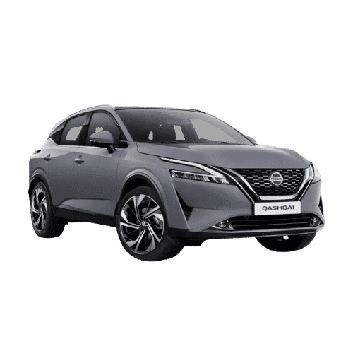 Nissan Qashqai 2021 mål