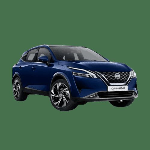 Nissan Qashqai 2021 farve (2)