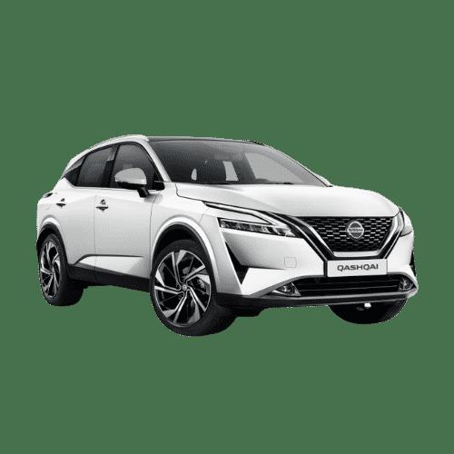 Nissan Qashqai 2021 farve