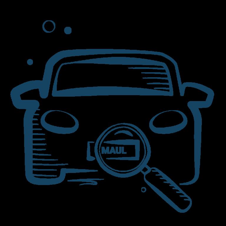 Find den rette bil hos Maul Biler